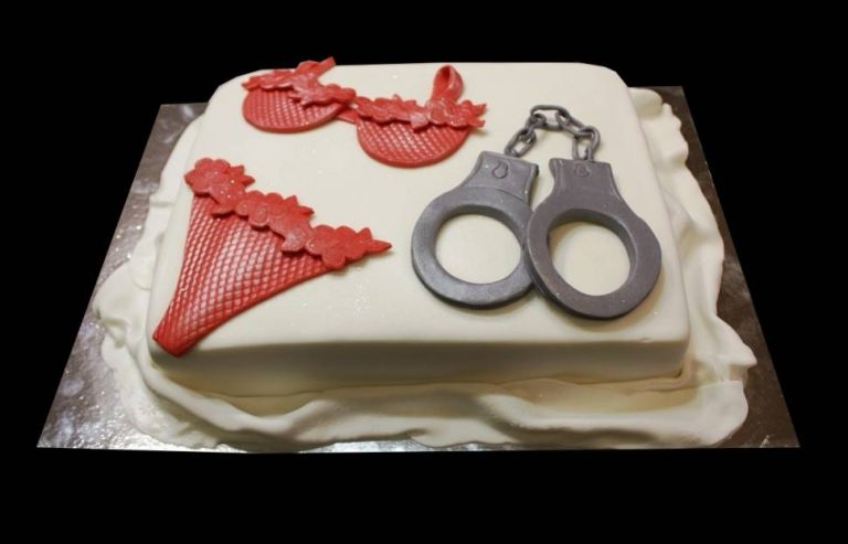 Lingerie or Cuffs?